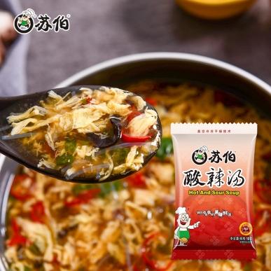 酸辣汤10g速食汤