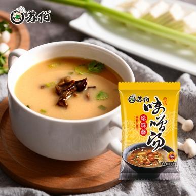 珍珠味增速食汤