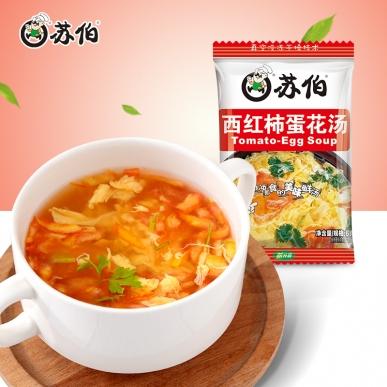 西红柿蛋花汤6g彩包速食汤