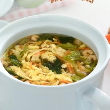 虾仁海鲜大袋装速食汤