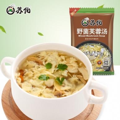 潍坊大袋装野菌芙蓉速食汤