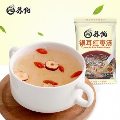 北京银耳红枣10g包速食汤