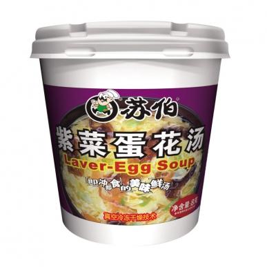 上海紫菜蛋花汤