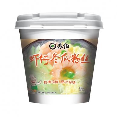 上海虾仁冬瓜粉丝