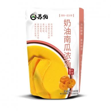 上海奶油南瓜浓汤