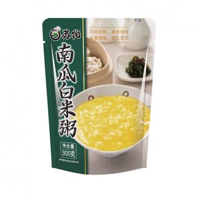 南瓜白米粥
