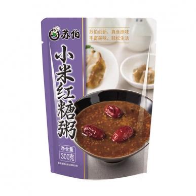 小米红糖粥