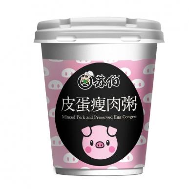 上海皮蛋瘦肉粥