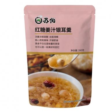 上海红糖姜汁银耳羹
